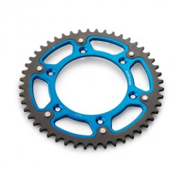 2K REAR SPROCKET BLUE