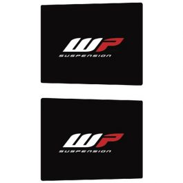 FORK PROTECTION STICKER SET BLACK
