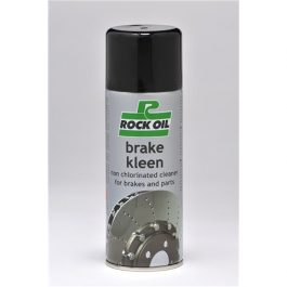 Rock Oil Brake Cleaner