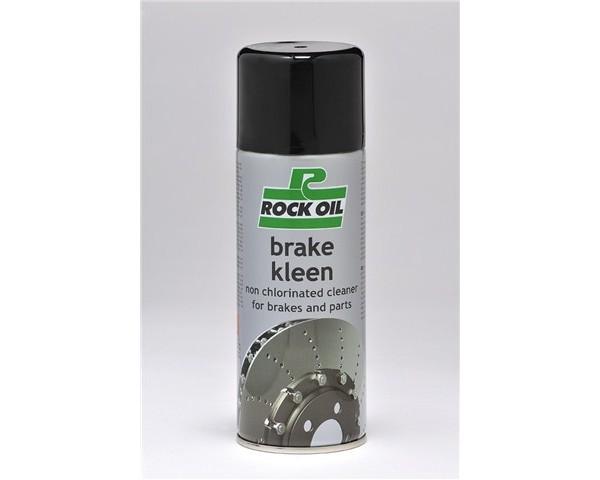 Rock Oil Brake Cleaner