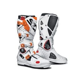 Crossfire 2 SRS Orange / White Boots
