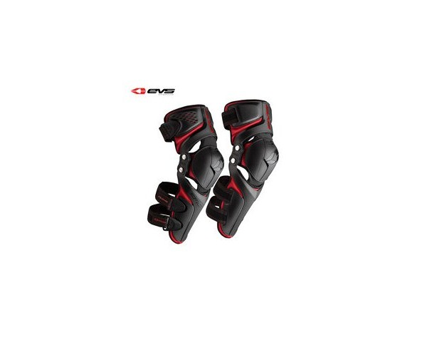 EVS 2014 Epic Knee Guards Black