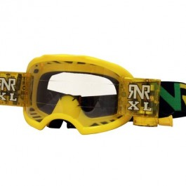 RNR COLOSSUS GOGGLE INCLUDES XL ROLL OFF SYSTEM