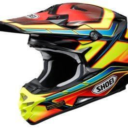 Shoei VFX-W Turmoil TC 3 Capacitor Helmet