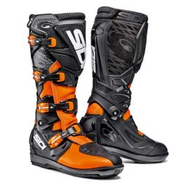 Sidi Xtreme SRS Orange/Black MX Boots