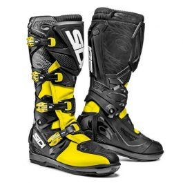Sidi Xtreme SRS Yellow/Black MX Boots