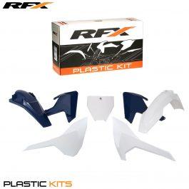 RFX Plastic Kit Husqvarna (OEM 16)