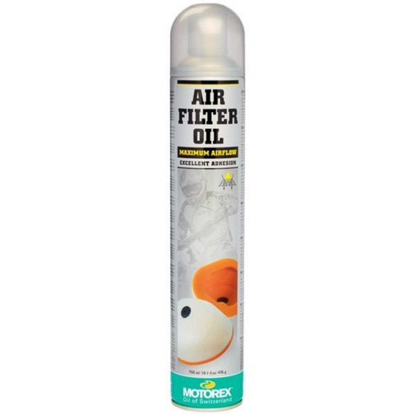 motorex filter oil