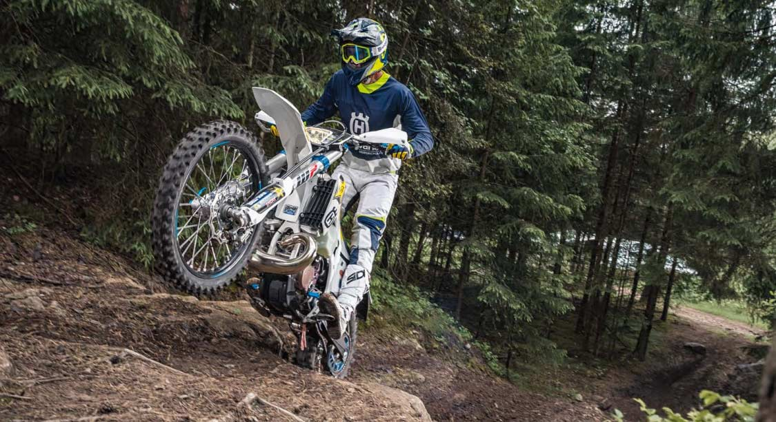 Husqvarna 2017 Clothing Range