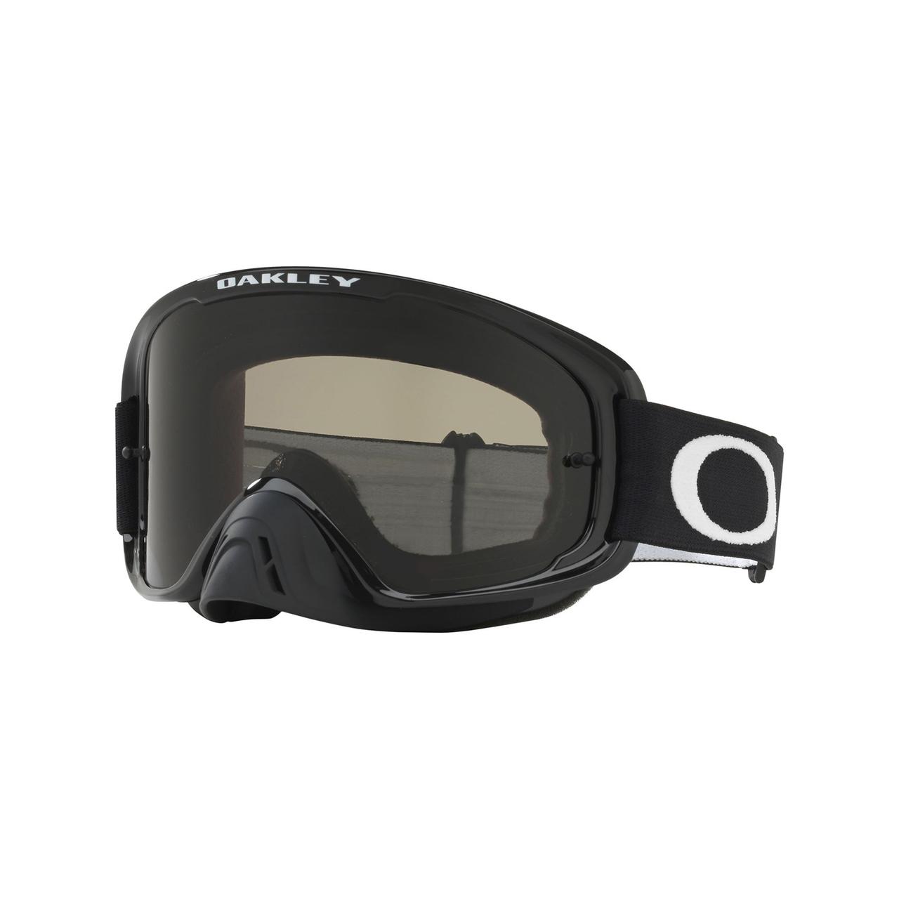 e82d90a704e Oakley 2018 O Frame 2.0 Sand MX Goggle Adult (Jet Black) Dark Grey ...