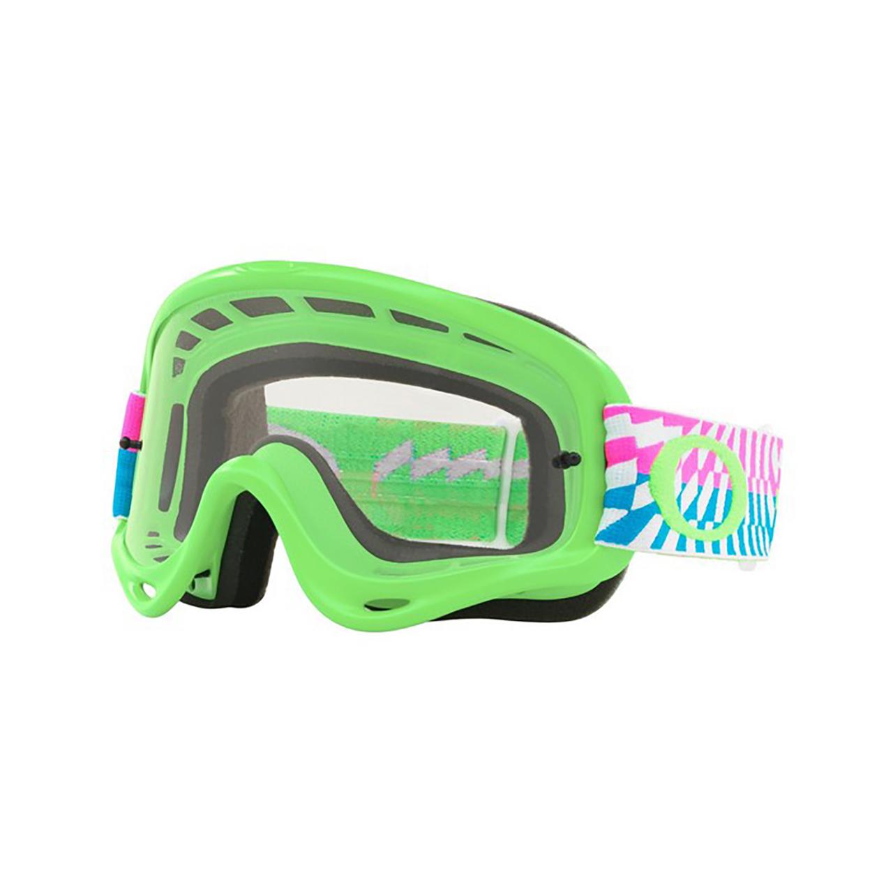 997e5600f0 Oakley 2018 O Frame MX Goggle Adult (Braking Bumps Pink) Clear Lens.  OO702948  47146.1540911112.1280.1280