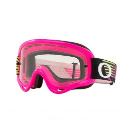 9401687c70 Oakley 2018 O Frame MX Goggle Adult (Circuit Neon Pink) Clear Lens