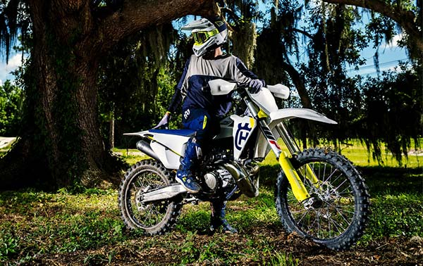Finance Your Husqvarna Bike with Midwest Racing